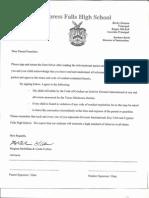 DCON Permission Slip