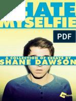 I Hate Myselfie by Shane Dawson - excerpt