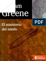 El ministerio del miedo - Graham Greene.epub