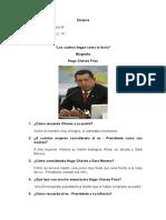 Los Sueños de Chávez