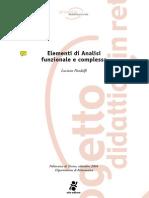 Analisi Funzionale Politecnico Di Torino