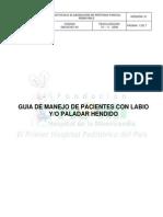 Protocolo para  Protesis Parcial Removible