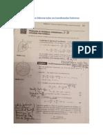 Ecuaciones Diferenciales en Coordenadas Esfericas