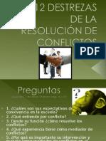 Las 12 Destrezas de La Resolución de Conflictos