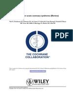 CD006870_Statin for Acute Coronary Syndrome 2014