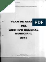 Plan Estrategico de Gestion Documental
