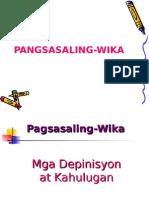 Salingwika II