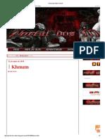 Portal Dos Mitos_ Khnum