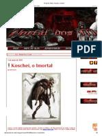 Portal Dos Mitos_ Koschei, o Imortal