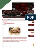 Portal Dos Mitos_ Mirmecoleão
