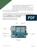 Arduino - ArduinoYun