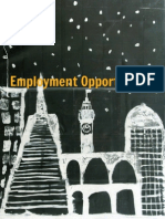 Employment Opportunities