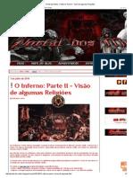Portal Dos Mitos_ O Inferno_ Parte II - Visão de Algumas Religiões