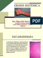 Esclerodermia La Raza