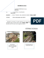 Ficha de Canal