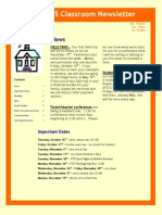 newsletter 10-6-14