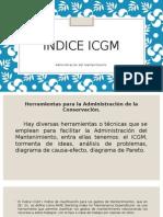 Indice Icgm