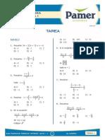 Algebra Sem 1