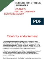 Celebrity Endorsement