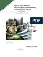 ANALISIS JURISPRUDENCIA LABORAL Pro. ANA LARA.doc