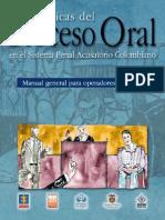 Manual Para Operadores Jdcos. Oposiciones.