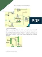 Procesos Industriales en Los Complejos Procesadores de Gas