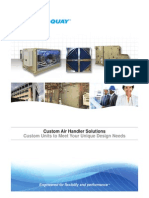Custom Air Handler Design Guide
