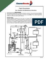Flash Tank Heat Recovery Operating and Maintenance Manual