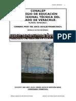 Manual de Manejo de Circuitos Electricos Conalep