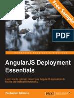 AngularJS Deployment Essentials - Sample Chapter