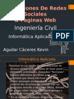 Aplicaciones de Redes Sociales