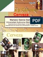 tecnologia de malta y Cerveza