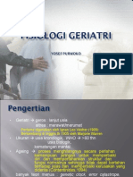Fisiologi II-Fisiologi Geriatri