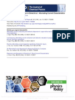 Dispersion and Absorption in Dielectrics I. Alternating Current Characteristics