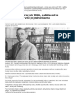 Uzrok Raka Otkrio Još 19...Vlje - Hercegovina