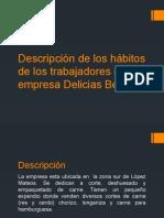 Delicias Beef