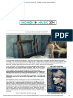 Taylor Swift Cover Story on 1989, Writing Her Own Rules, Going Pop - Billboard