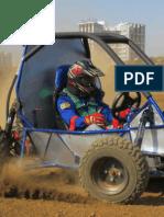 Project Report on ATV prototype BAJA SAE INDIA