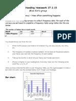 data handling homework 27 2 15