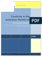 Creativity and Australian Management 2008.pdf