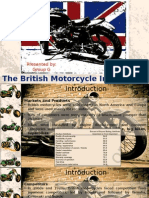 British Motorcycle