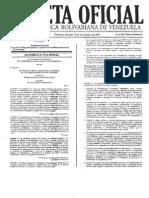 Ley Para La RCAV (2011)