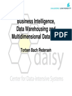 Business Intelligence-DWH and Multi-Dimension