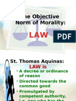 9 Norms of Morality