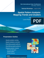 Spatial Pattern Analysis