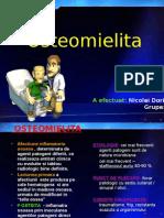 Osteomielita-Radiologie