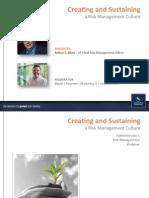 CreatingSustainingRiskMgmt-Webinar-01072014