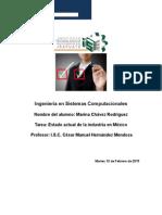 Industria de Software en Mexico