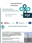 Marine Strategies Framework Directive And The  Celtic Seas Partnership
