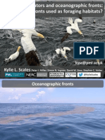 Marine Predators And Oceanographic Fronts